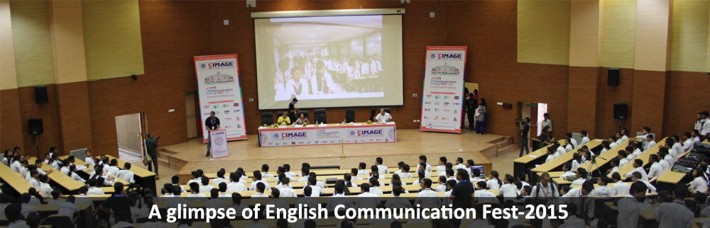 Glimpse of English Communication Fest 2015