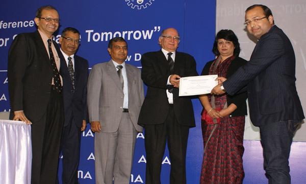 CIMAGE College got AIMA Award