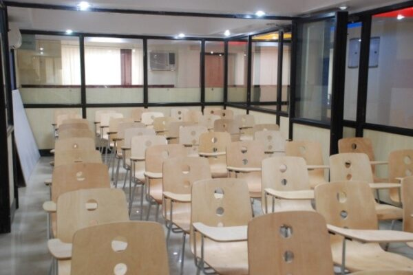 Specious Air-Conditioned Classrooms