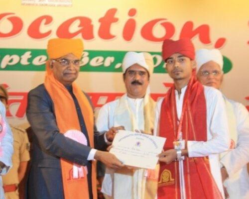 Dhiraj Kumar AKU BCA Topper 2016