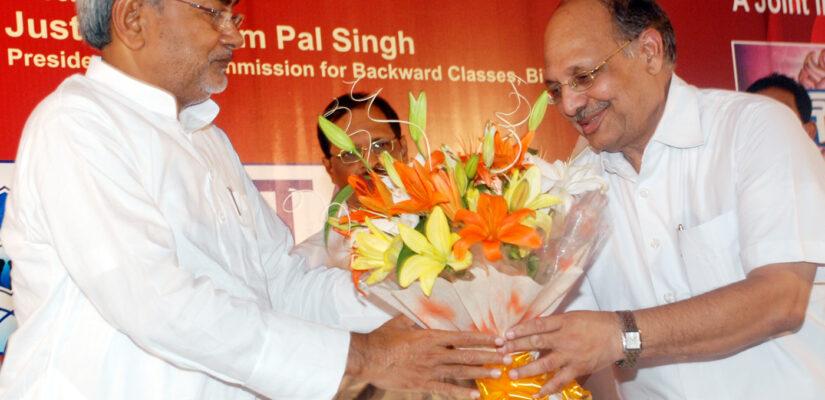 Hon. CM Nitish Kumar at CIMAGE