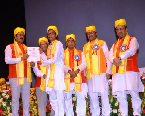 Prashant Kumar AKU BCA Topper 2019